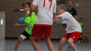 C-Jugend verliert gegen TSV 04 Feucht II