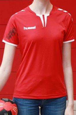 Handball Vereins T-Shirt Vorderansicht