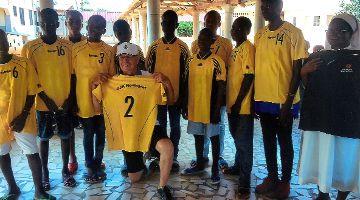 Trikots für Togo