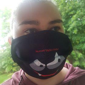 Bissige Schutzmasken sind da!
